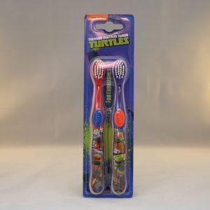Teenage Mutant Ninja Turtles Kids Toothbrushes