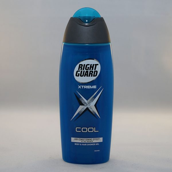 Right Guard Xtreme Cool Shower Gel