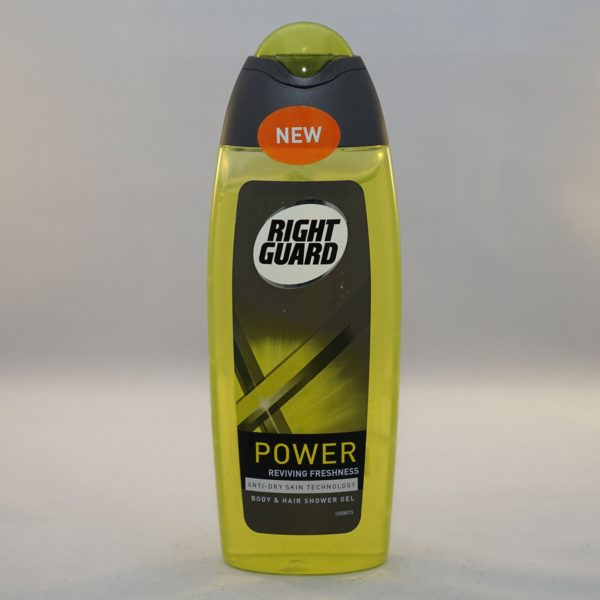 Right Guard Power Shower Gel