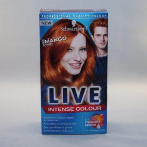 Schwarzkopf Live Mango Twist Intense Colour