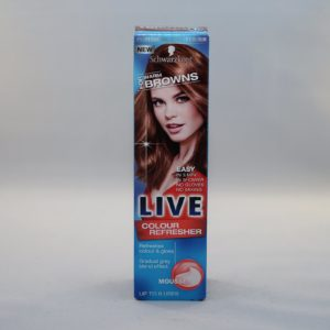 Schwarzkopf Live Warm For Browns Colour Refresher