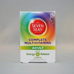 Seven Seas Complete Multivitamins Adult