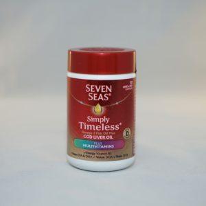 Seven Seas Simply Timeless Plus Multi Vitamins