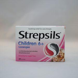Strepsils Children 6 Plus Lozenges