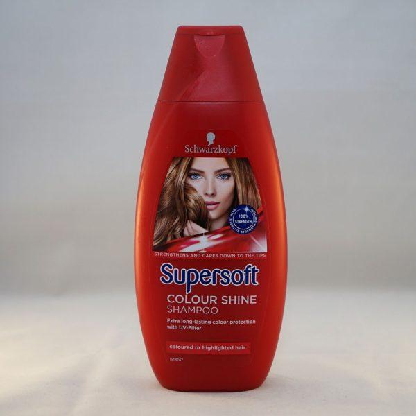 Schwarzkopf Supersoft Colour Shine