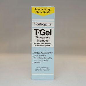 T/Gel Therapeutic Shampoo 125ml