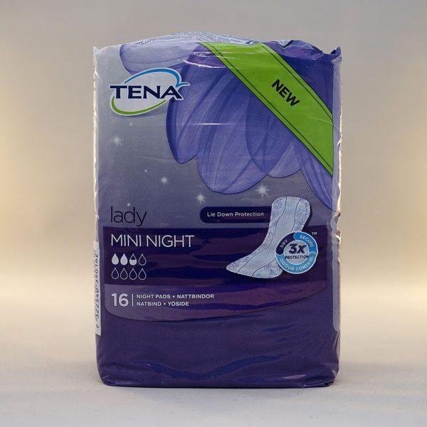 Tena Lady Mini Night Pads