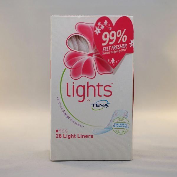 Tena Lights Light Liners