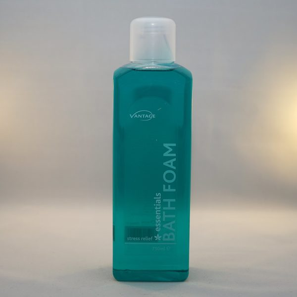 Vantage Essentials Stress Release Bath Foam
