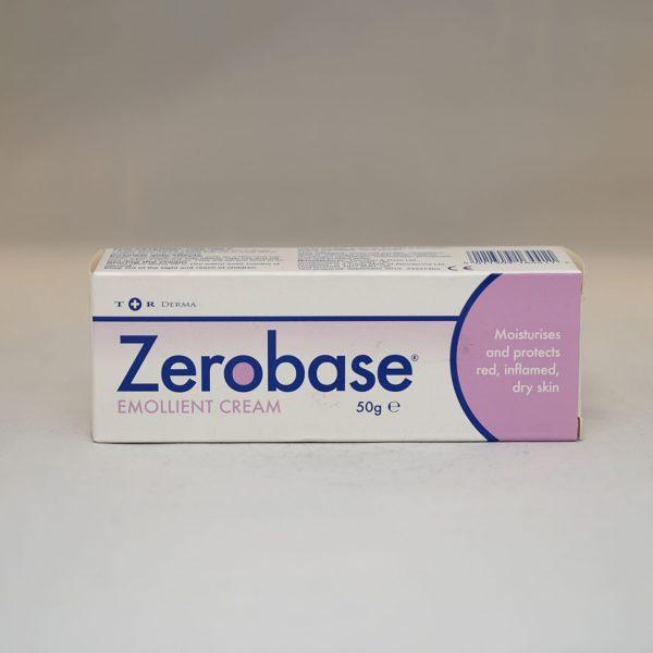 Zerobase Emollient Cream 50g