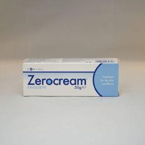 Zerocream Emollient Cream SLS Free 50g